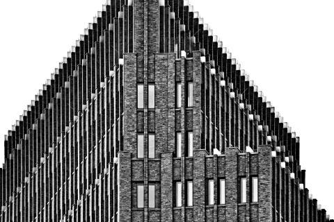 Stufen-Architektur