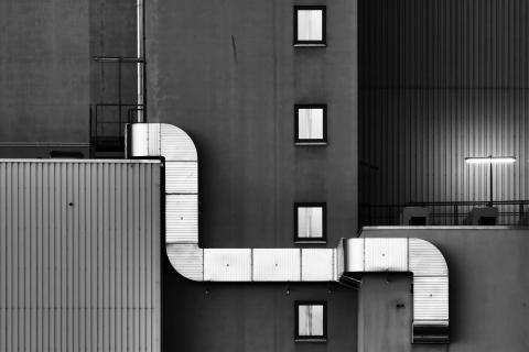 Industrie-Architektur