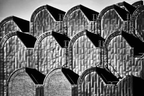 Fassadenstruktur