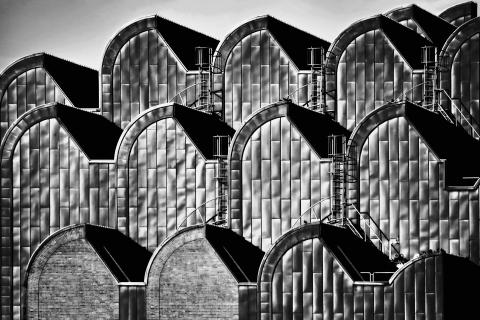 Gebäude-Struktur