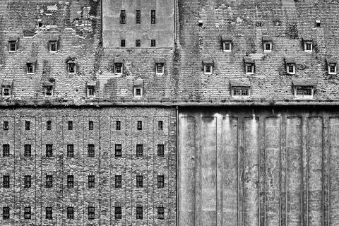 Old Storehouse Texture