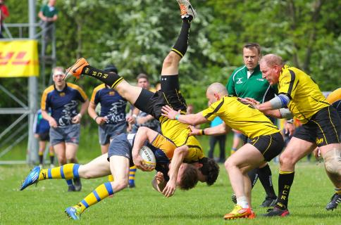 Rugby: Überschlag