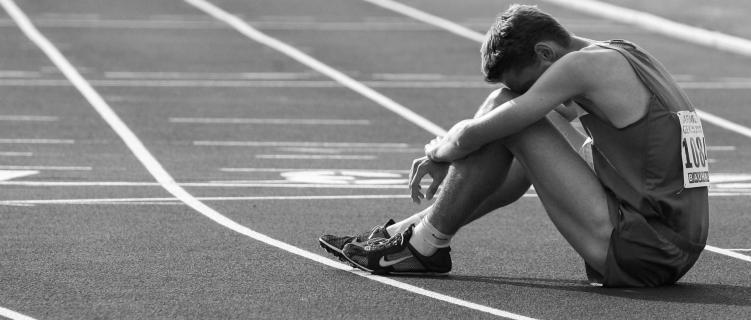 Leichtathletik: Enttäuschung
