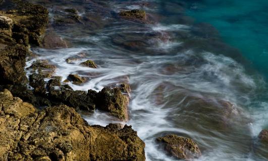 Wenn das Meer sanft wird