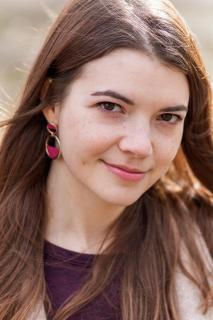 Portrait von Anja
