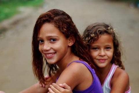 Kinder in Brasilien