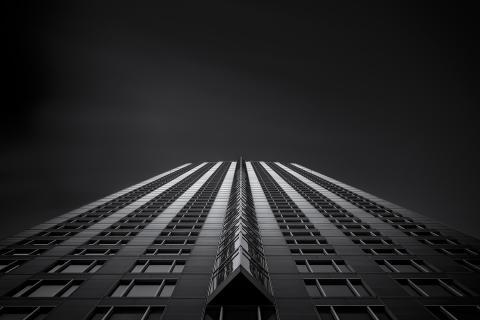 Der Frankfurter Messeturm