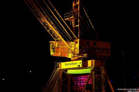 KulturKran - Harburger Nacht der Lichter