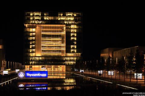 Essen-ThyssenKrupp Gebäude