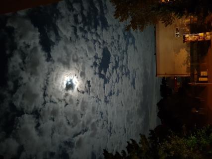 Nacht über Aachen