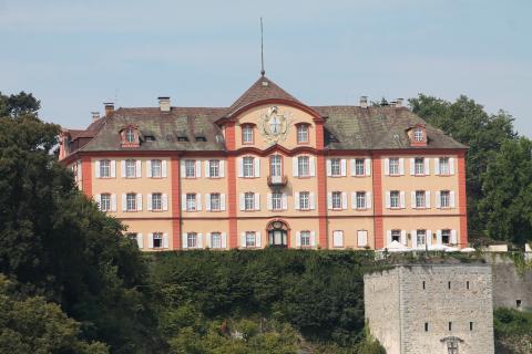 Altes Schloss Meersburg