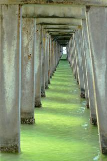 Wassertunnel