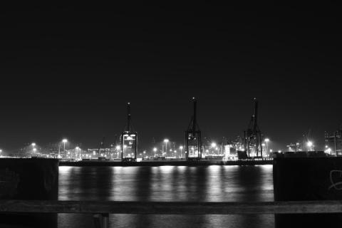 Hafen Hamburg Burchardkai