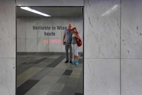 Verliebte in Wien