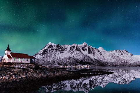Lofoten nights and lights