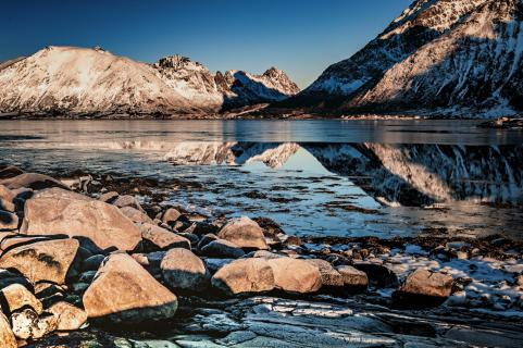 early Lofoten mornings