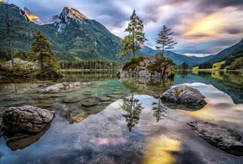 Hintersee Reflections