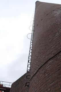 Kamin Zeche Zollverein