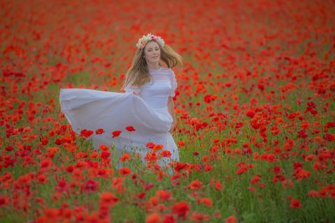 louna and the poppies