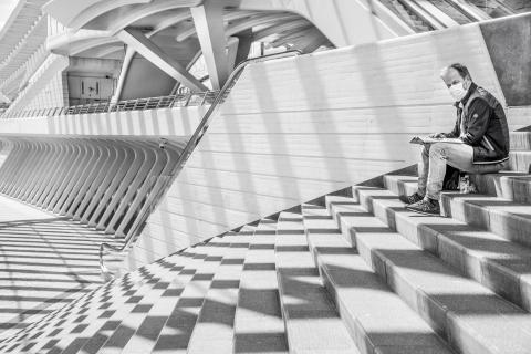 auf die trappe