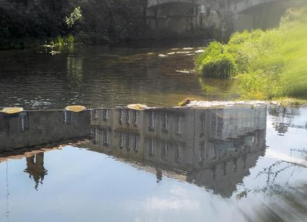 Caldas de Reis Brücke