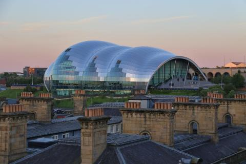 The Sage Gateshead I