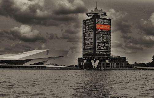I feel love   Amsterdam