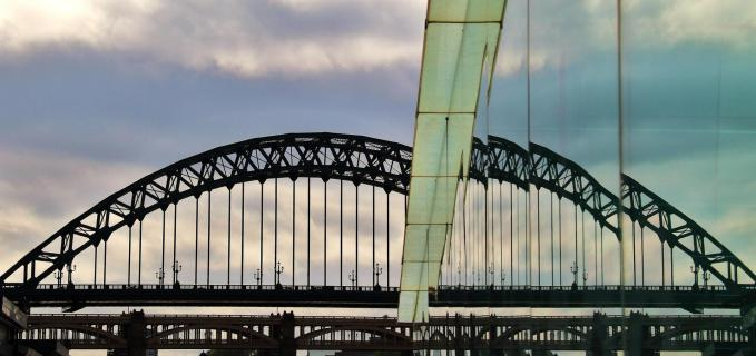 Brücke Newcastle