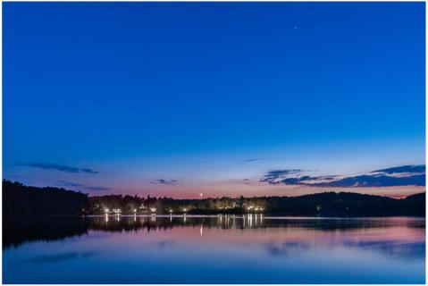 Nacht am Wurlsee
