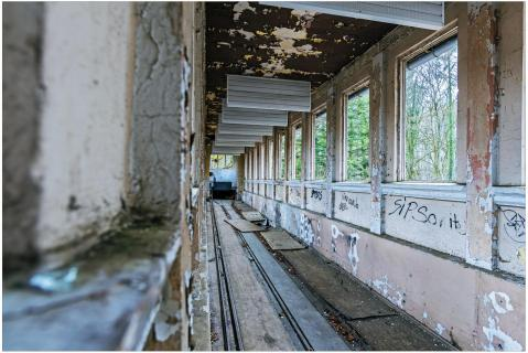 Kegelbahn (Lost Place / BB)