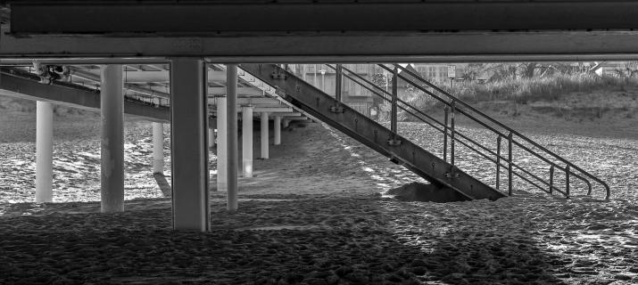 Unter der Seebrücke