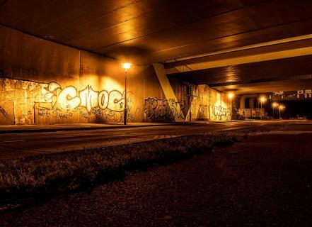 Orange-Night East Berlin