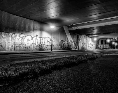 Berliner Unterführung