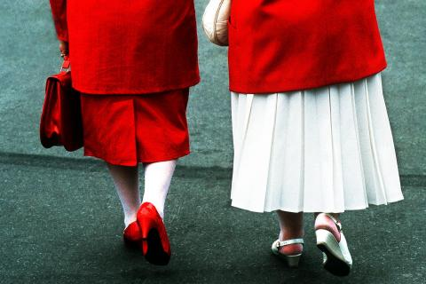 Ladys in Red