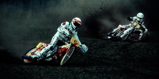 2 Motorräder