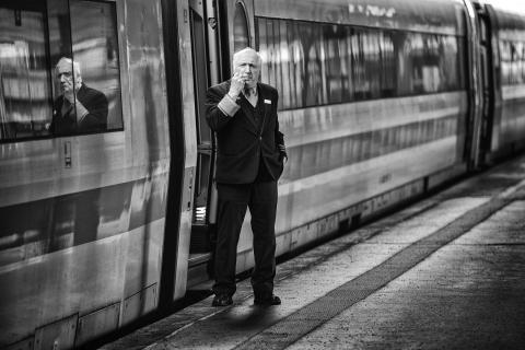 Zugbegleiter