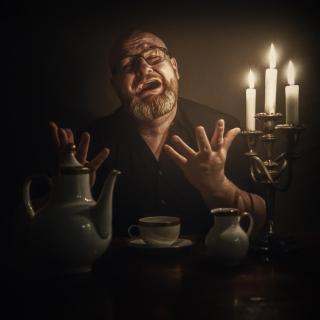 Kein Kaffee mehr da!
