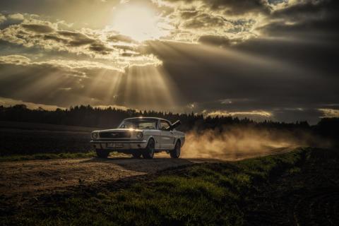 1966er Mustang