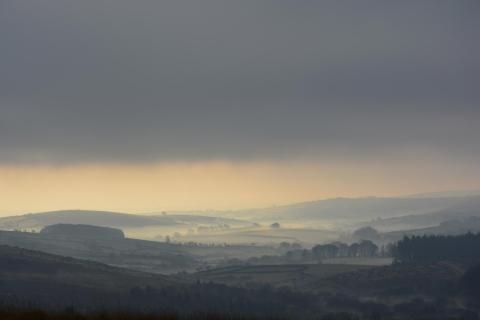 Dartmoor Südengland