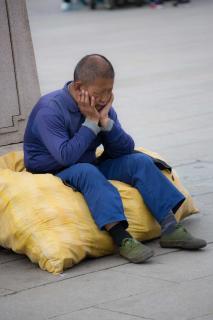Peking - Der Bettler