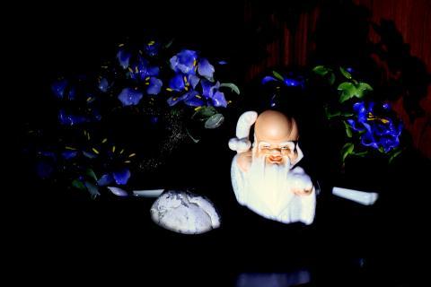 Buddhistischer Zauber