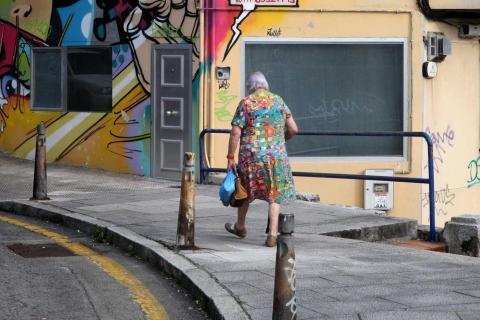 La Señora de la calle Hernán Cortés