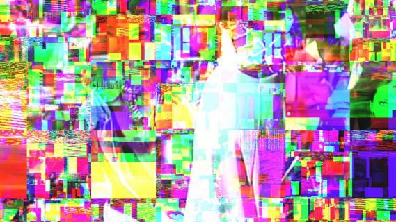Dance Cubes Nb. 2 NFTartwork of Joseph Ayerles videoartwork