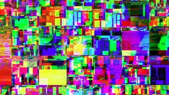 Dance Cubes Nb.4 (2019) NFTartwork of videoartwork