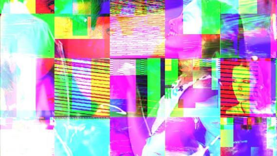 Dance Cubes Nb. 6 NFTartwork of videoartwork
