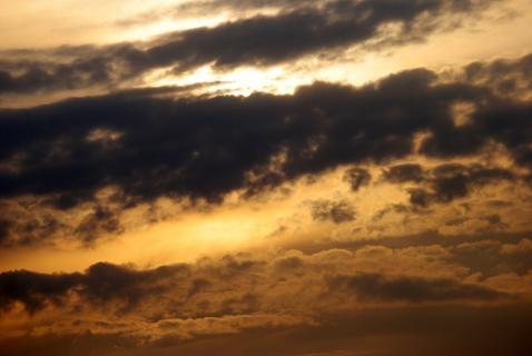SonnenuntergangswolkenKunst
