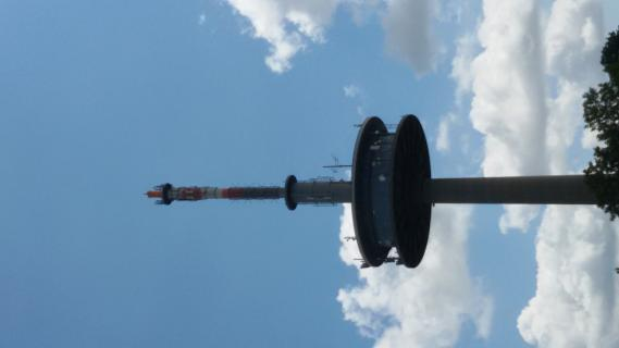 ehemaliger Fernsehturm in R