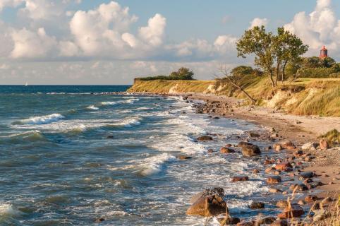 Wind und Meer