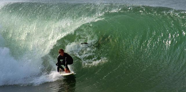 perfekte Welle