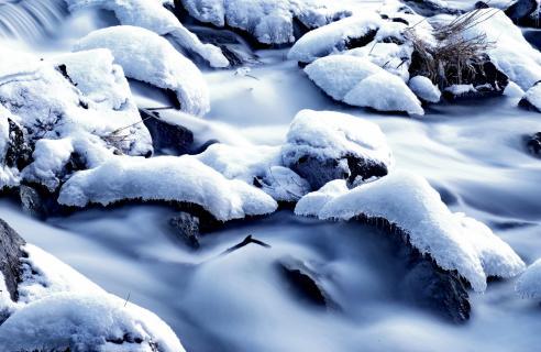 Eisfluß